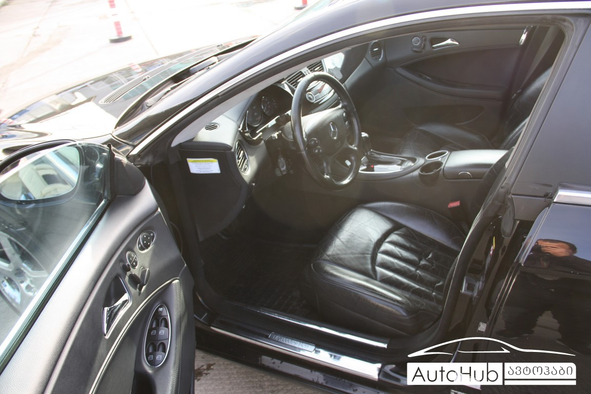 MERCEDES BENZ CLS 550