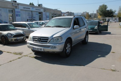 MERCEDES BENZ ML 400