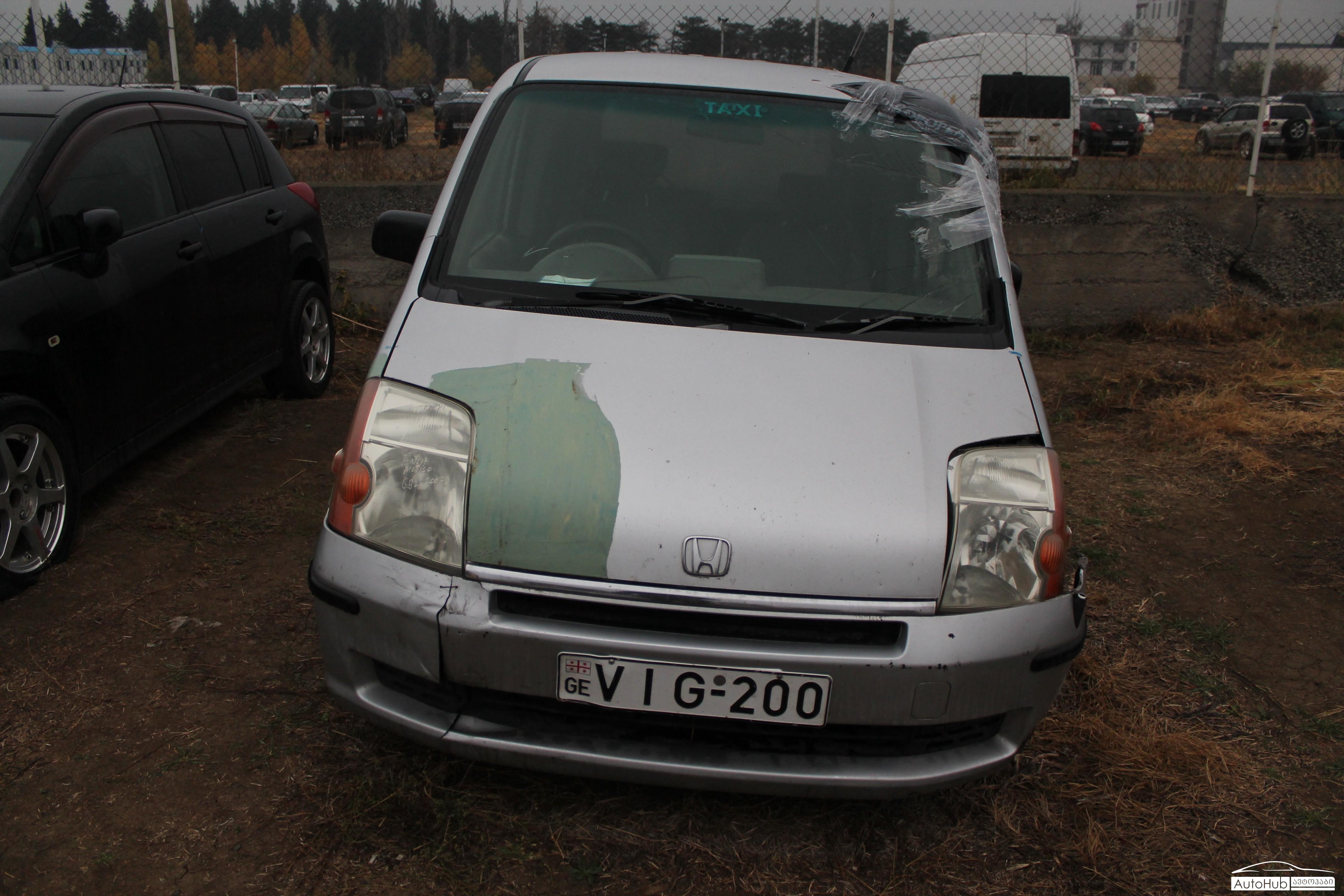 HONDA Mobilio 2002 (2500)