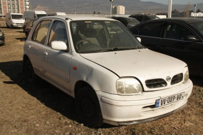 NISSAN March