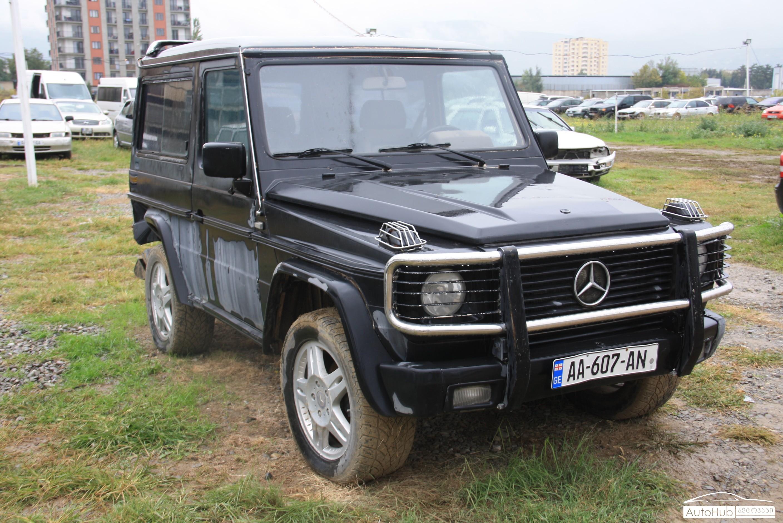 MERCEDES BENZ G 300